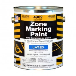 4902-01 RAE Regular Dry Latex - Water Based Marking Paint - Rae Products and Chemicals Corp   RAE Paint