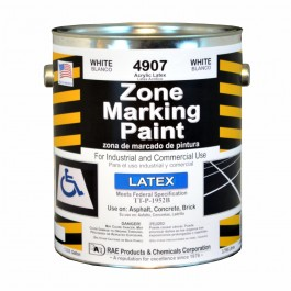 4907-01 RAE Regular Dry Latex - Water Based Marking Paint - Rae Products and Chemicals Corp   RAE Paint