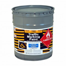 7494-05 RAE Chlorinated Rubber - Low VOC - Solvent Based Marking Paints - Rae Products and Chemicals Corp | RAE Paint