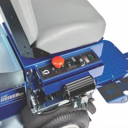LineDriver ES Ride-On Attachment (4 AGM Batteries) - 25N555