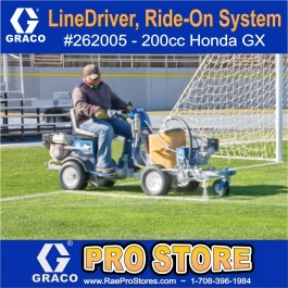 Graco LineDriver HD - Ride-On System for Line Striping - 262005