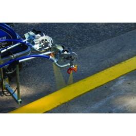 Graco LineLazer 130HS - Hydraulic Airless Paint Line Striper (2 Guns) - 287025