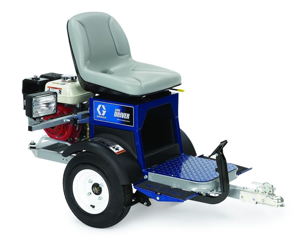 Graco LineDriver - Ride-On System for Line Striping - 262004