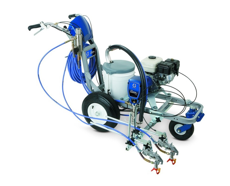 Graco LineLazer IV 3900 - Airless Paint Line Striper