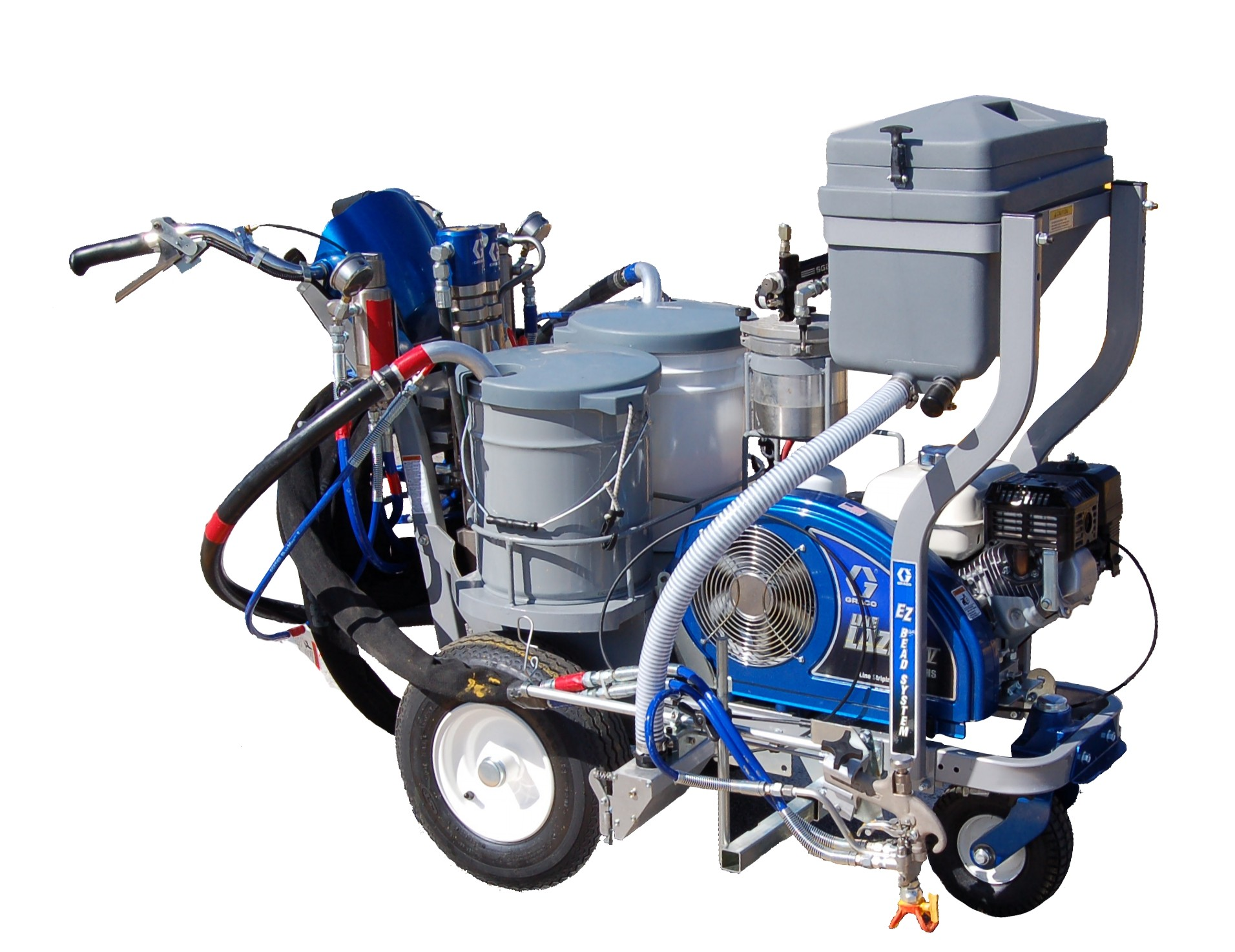 RAE's Modified Graco Plural Component 2-pump 1:1 Hydraulic
