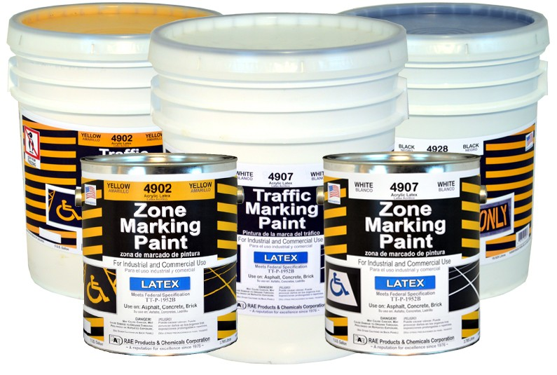 RAE Regular Dry Latex - Water Based Marking Paint - Rae Products and Chemicals Corp   RAE Paint