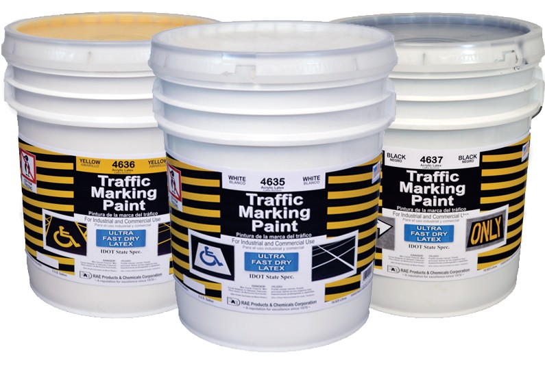 RAE UltraFast Dry Latex - Water Based Marking Paint - Rae Products and Chemicals Corp | RAE Paint