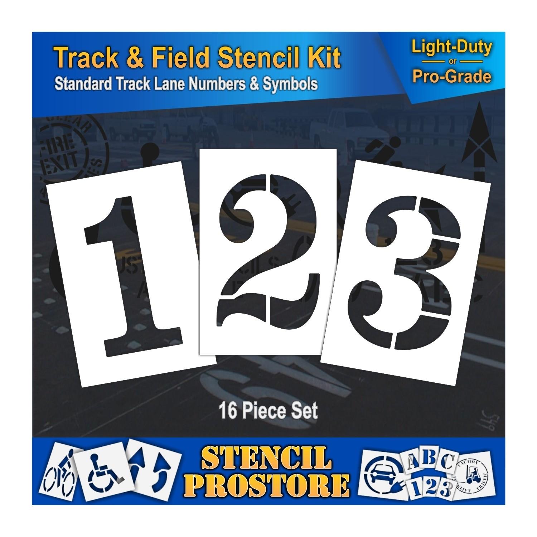 Set of 72 stencils STENCIL STENCILS SET LETTERS ALPHABET NUMERALS /& SYMBOLS