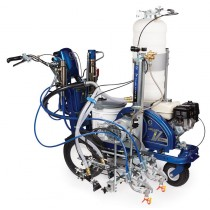 Graco LineLazer V 200HS HP Automatic Series - Two Gun, Automatic, Pressurized Beads Installed 1-Tank - 17H465