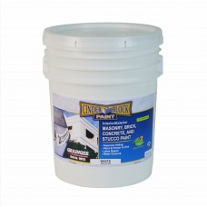 Cinder Block / Masonry Paint - 5 Gallon