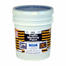 RAE Black - 5 Gallon - Regular Dry Latex - Water Based Marking Paint - 4928-05 - Traffic and Zone Marking Paint - Rae Products and Chemicals Corp | RAE Paint