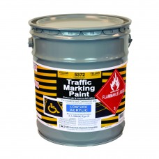 RAE Yellow - 5 Gallon - Acetone Acrylic - Low VOC - Solvent Based Marking Paint - 5372-05 - Rae Products and Chemicals Corp | RAE Paint