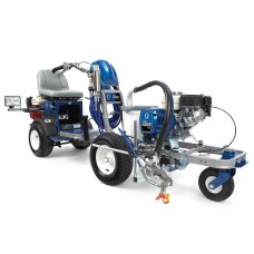 Graco FieldLazer R300 Complete with LineDriver Attachment - Airless Field Marking Striper - 24M605