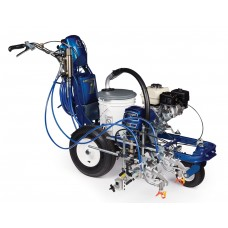 Graco LineLazer V 3900 HP Automatic - Airless Paint Line Striper 2-Guns, 1-Automatic - with Green Laser Guidance - 17H452