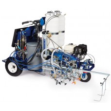 Graco LineLazer V 250DC - HP Automatic Series - Two Gun, Automatic - Pressurized Beads Installed 2-Tanks - 17H473