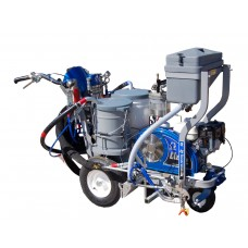 RAE's Modified Graco Plural Component 2-pump 1:1 Hydraulic Line Striper - 248101-MMA