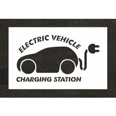 "24"" Electric Car Charging Station"