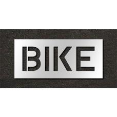 10 Inch - Bike Stencil