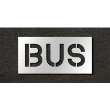 10 Inch - BUS Stencil
