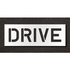 10 Inch - DRIVE Stencil