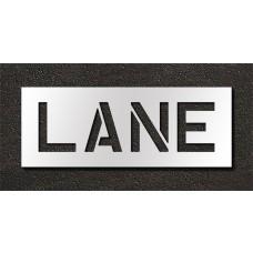 10 Inch - LANE Stencil