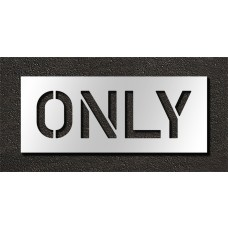 10 Inch - ONLY Stencil