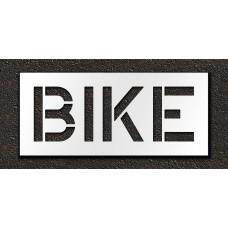 12 Inch - Bike Stencil