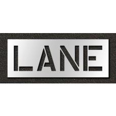 12 Inch - LANE Stencil
