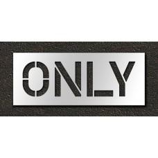 12 Inch - ONLY Stencil