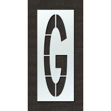 120 Inch - Airport FAA Letter G Stencil