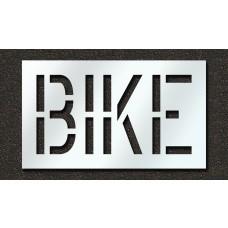 18 Inch - Bike Stencil
