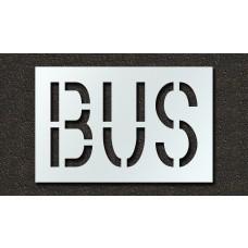 18 Inch - BUS Stencil