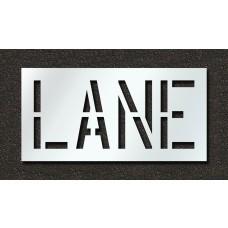 18 Inch - LANE Stencil