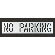 18 Inch - NO PARKING Stencil