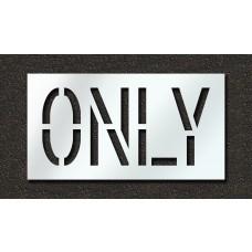 18 Inch - ONLY Stencil