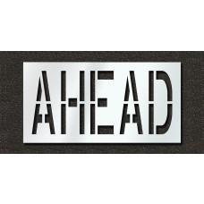 24 Inch - AHEAD Stencil