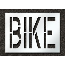 24 Inch - Bike Stencil
