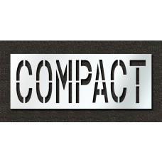 24 Inch - COMPACT Stencil