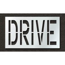 24 Inch - DRIVE Stencil