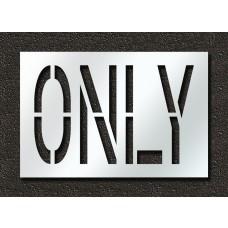 24 Inch - ONLY Stencil
