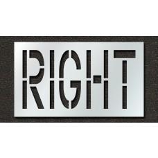 24 Inch - RIGHT Stencil