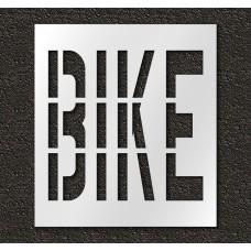 36 Inch - Bike Stencil