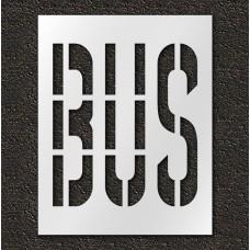 36 Inch - BUS Stencil
