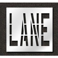 36 Inch - LANE Stencil
