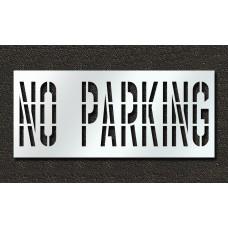 36 Inch - NO PARKING Stencil