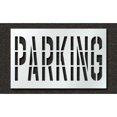 36 Inch - PARKING Stencil