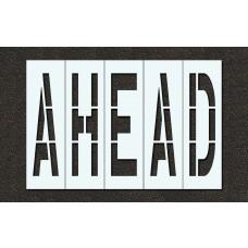48 Inch - AHEAD Stencil