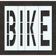 48 Inch - Bike Stencil