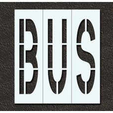 48 Inch - BUS Stencil