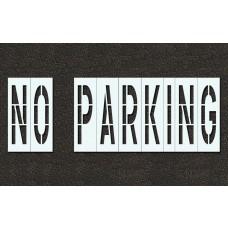 48 Inch - NO PARKING Stencil
